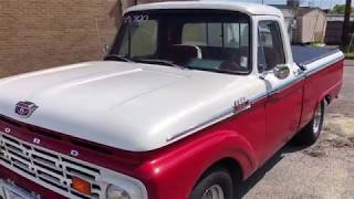 Test Drive 1964 F100 $15,900 Maple Motors