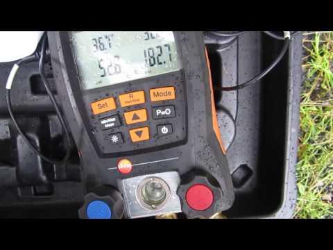 hvac-repair:-very-low-liquid-line-temp,high-subcool,no-air-conditioning