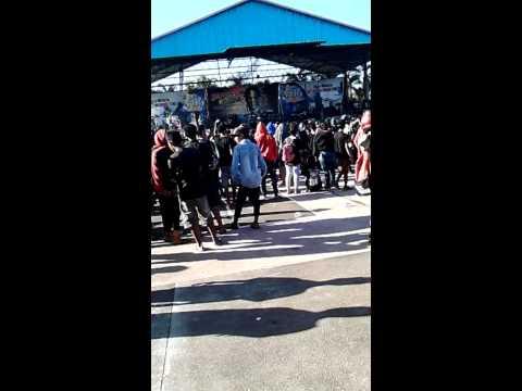 Tony Q rastafara live ail Banyuwangi
