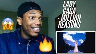 Lady Gaga - Million Reasons (Live at Royal Variety Performance) REACTION