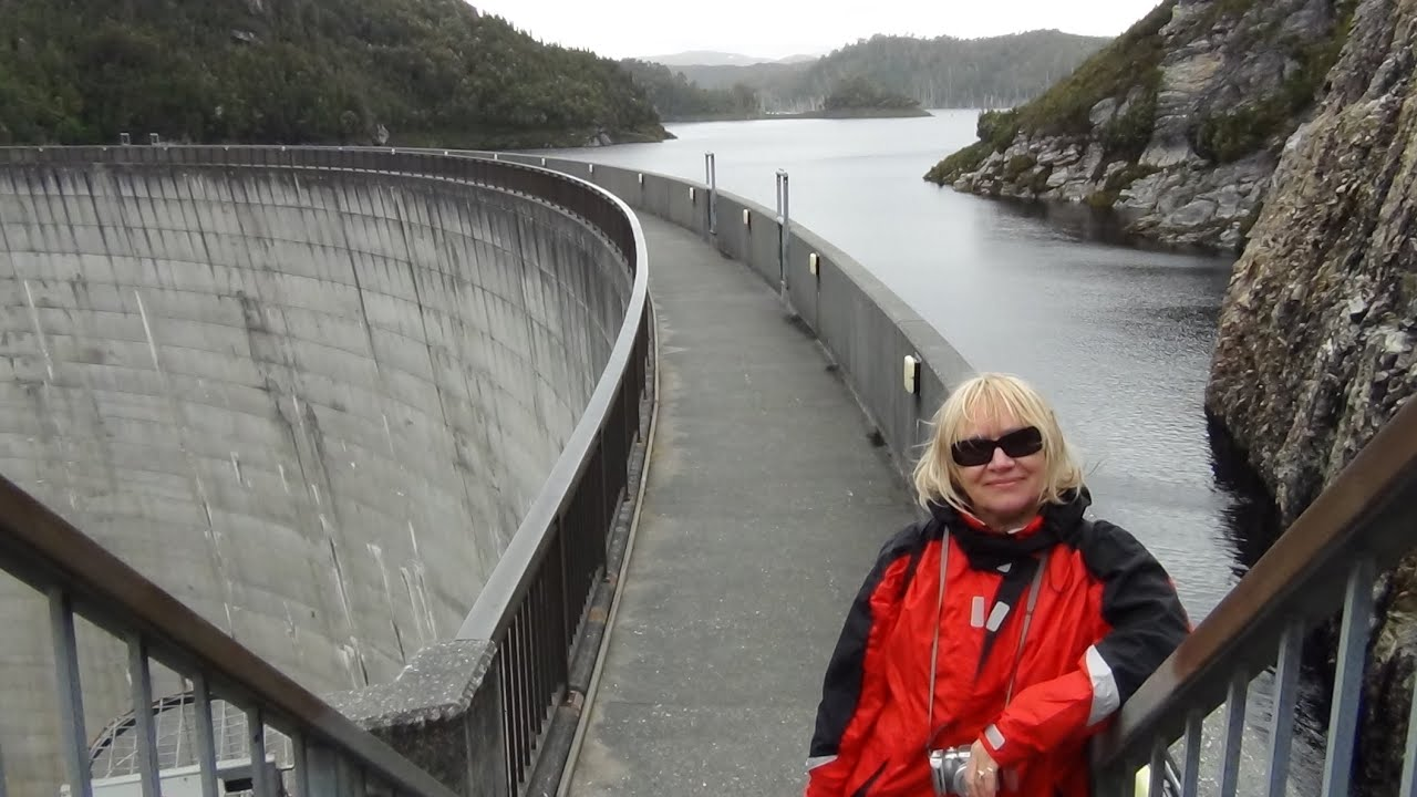Tasmania Gordon Dam And Lake Pedder Youtube
