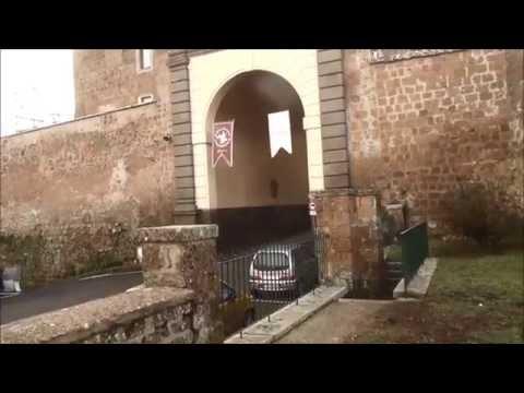 Sutri, Lazio, Italy