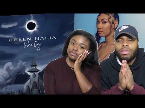 HER VOICE IS BEAUTIFUL ❤️🙌🏽 | Queen Naija - War Cry (Audio) | REACTION!!!