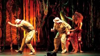 TARZÁN El Musical. Tamara Agudo