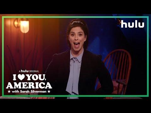 Sarah's Monologue on Nationalism | I Love You, America on Hulu