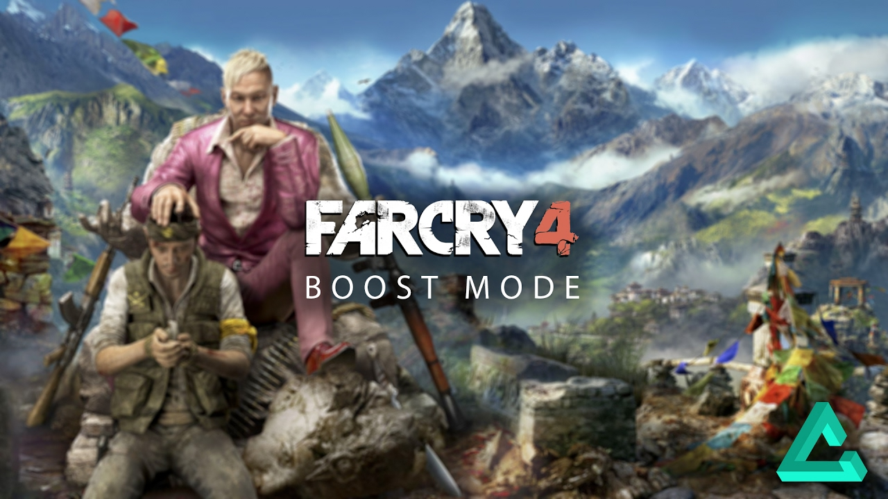 ps4 pro boost mode far cry 4 youtube. Black Bedroom Furniture Sets. Home Design Ideas