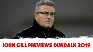 Cork City aren't going away - Dundalk first team coach John Gill