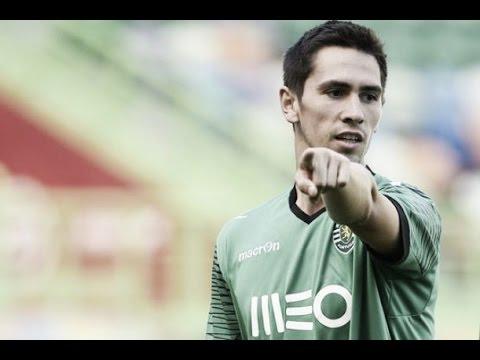 Paulo Oliveira ● Sporting CP ● GL 2014/2015 | Defending, Goals, Skills, Assists, Tackles |HD|