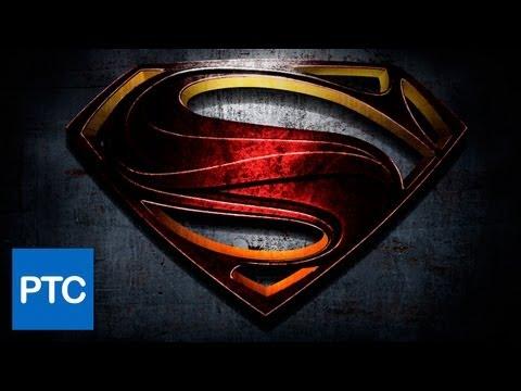 Superman MAN OF STEEL Photoshop Movie Poster Tutorial