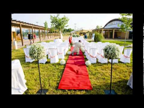 Decoraci n de boda civil youtube - Adornos boda civil ...
