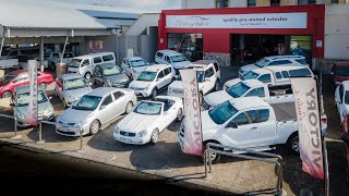 All your Pre-Owned car needs at Victory Autos Cape Town