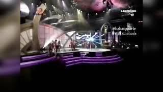 Ria Amelia - SMS (live) Award Dangdut