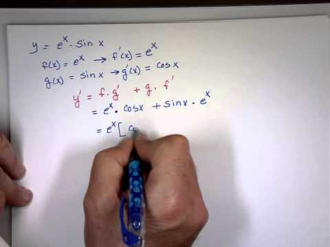 Product and Quotient Rules and Higher-Order Derivatives
