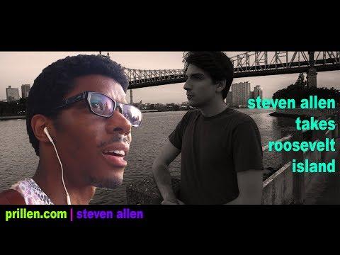 Steven Allen Takes Roosevelt Island ft. Adriano La Rocca | 14 June 2017