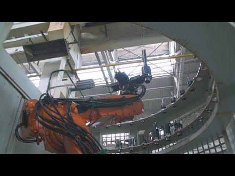 Курганский арматурный кластер, Курган CompactTV 2018
