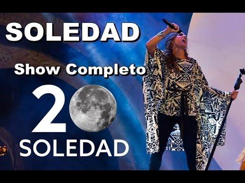 SOLEDAD en San Fernando (Show Completo) 28/01/2017