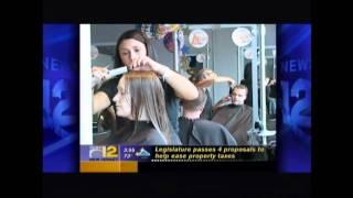 Indigo Hair Salon Cut-A-Thon 2010