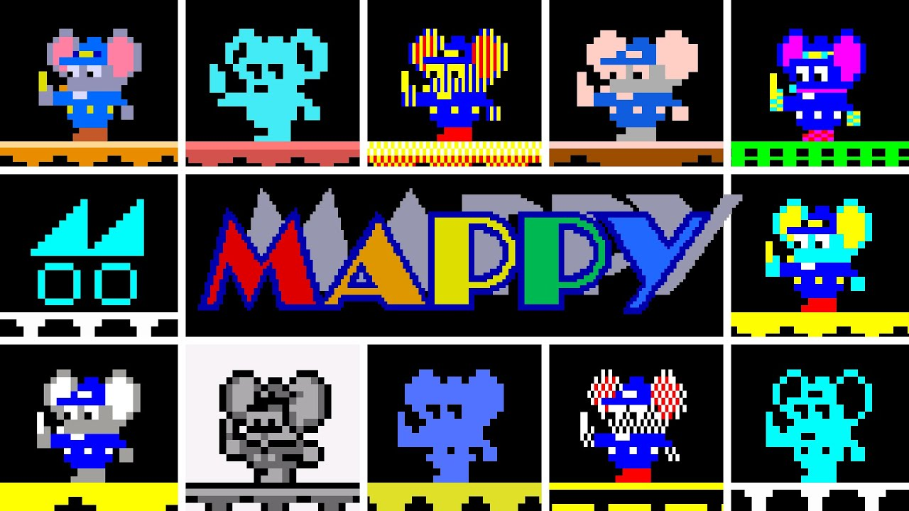 Download Mappy - Versions Comparison - 6TH WILL BLOW YOUR MIND!!