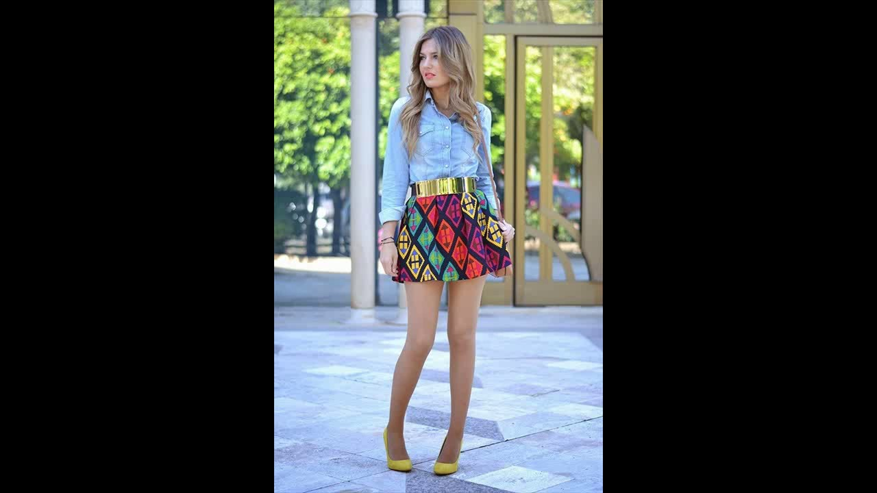 4beea892888 17 Best Denim Outfit Ideas for Women Pretty Designs - YouTube