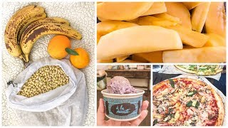 WHAT I EAT IN A WEEK (VEGAN) + HOW MUCH WE SPEND ON GROCERIES & CHEAP VEGAN RECIPES
