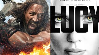 Lucy and Hercules Battle for Box Office Glory - Box Office