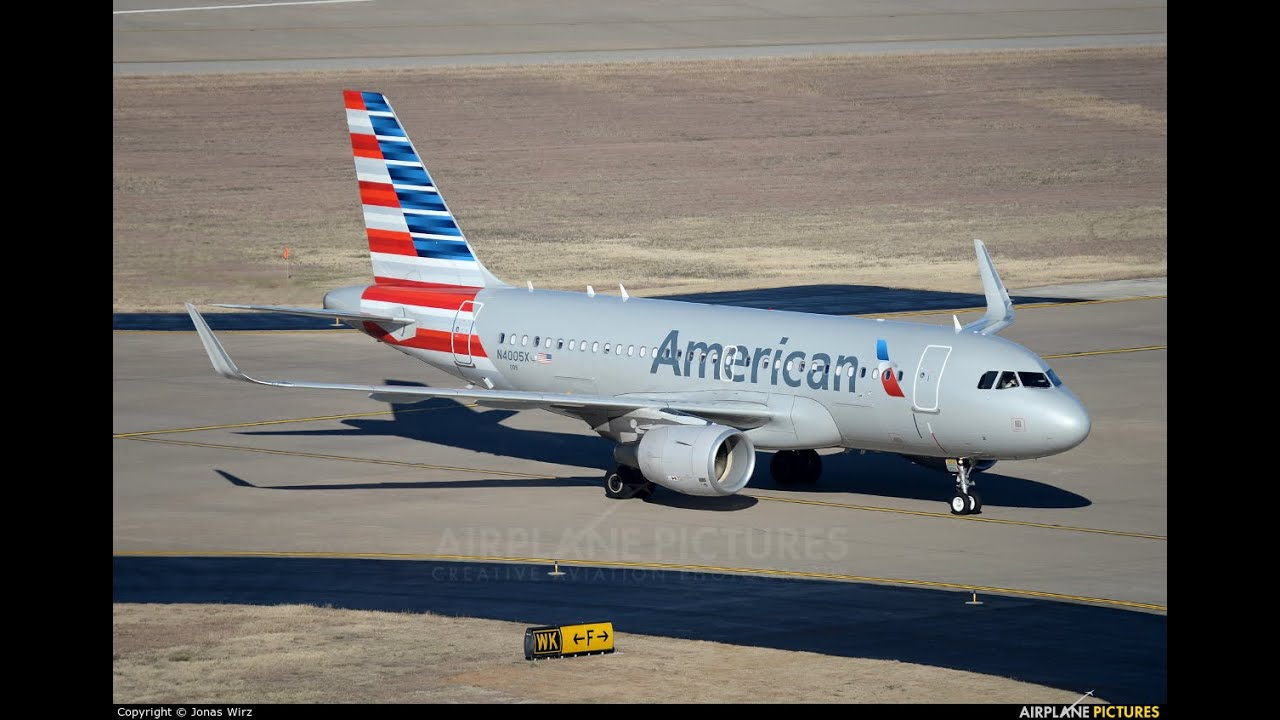 Trip Report American Airlines Airbus A319 Miami To Grand