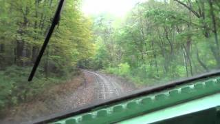 Cab Ride in an EMD F-7 Part 1