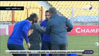 الماتش - محمد فاروق: مستوى لاعبي الأهلي جيد.. وعودة أحمد فتحي مكسب كبير