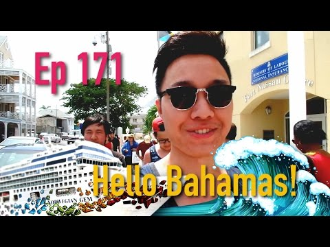 Vlog Episode 171: Hello, Bahamas! | #AnchorsAwayRay⚓️