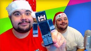 la Posta di Ciccio : il Nostro Personaggio di Minecraft.