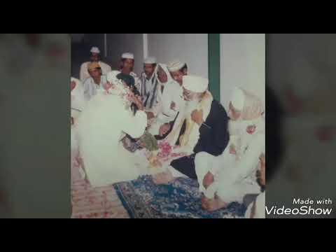 Hazrat allama peer alhaaj syed shah habeeb pasha quadri chisti maqdoomi rahmatullah alai