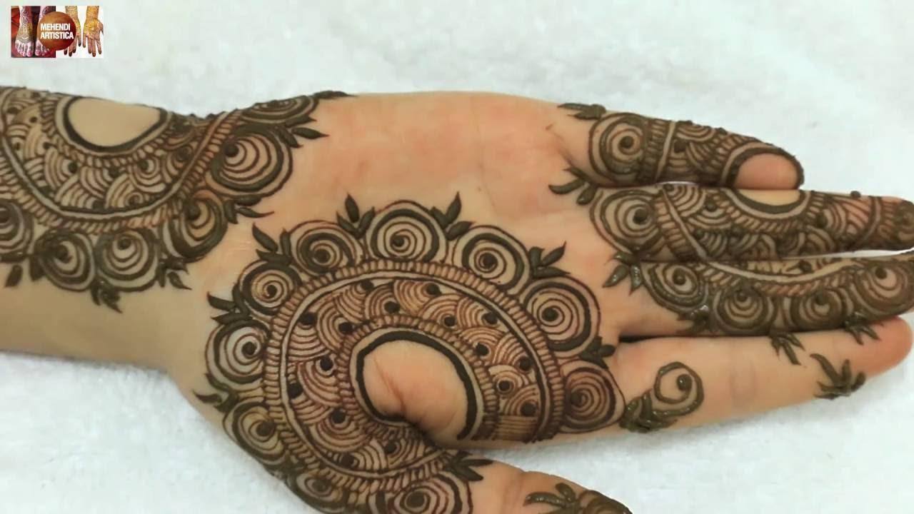 Mehndi designs 2016 37 mehndi designs 2016 36 mehndi designs - Stunning Designer Mehndi Designs For Hands Easy Beautiful Wedding Mehendi By Mehndiartistica Youtube