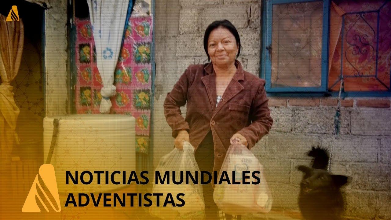 Ayuda a los necesitados por la pandemia l Noticias mundiales Adventista