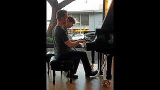 Justin Levitt - David Glass  Improv Concert
