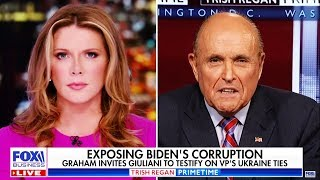 Watch Rudy Giuliani Lose It in Hilarious Implosion