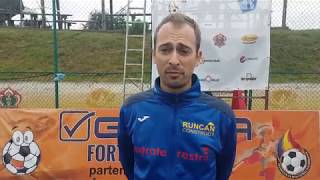 INTERVIU - Doru Ilies, Extraterestrii Bistrita, locul 2, Campionat National, Alba Iulia