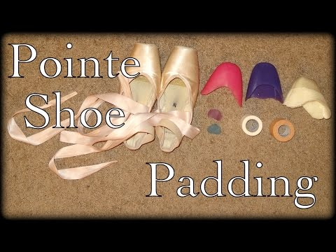 Pointe Shoe Padding - Where to Begin & What I Use