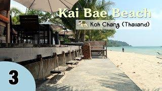 Прогулюючись на пляж Кай-Бае - #3 Ко Чанг, Таїланд