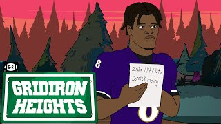 Lamar Joins Brady, Brees and the Other Playoff Losers | Gridiron Heights S4E20