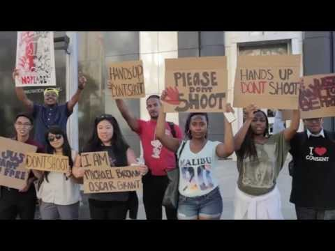 Justice for Michael Brown - J. Cole - Be Free Tribute Video
