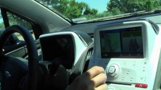 Chevrolet Volt Highway Test Drive