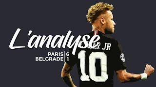 Paris atomise l'Étoile Rouge (PSG 6-1 Belgrade)