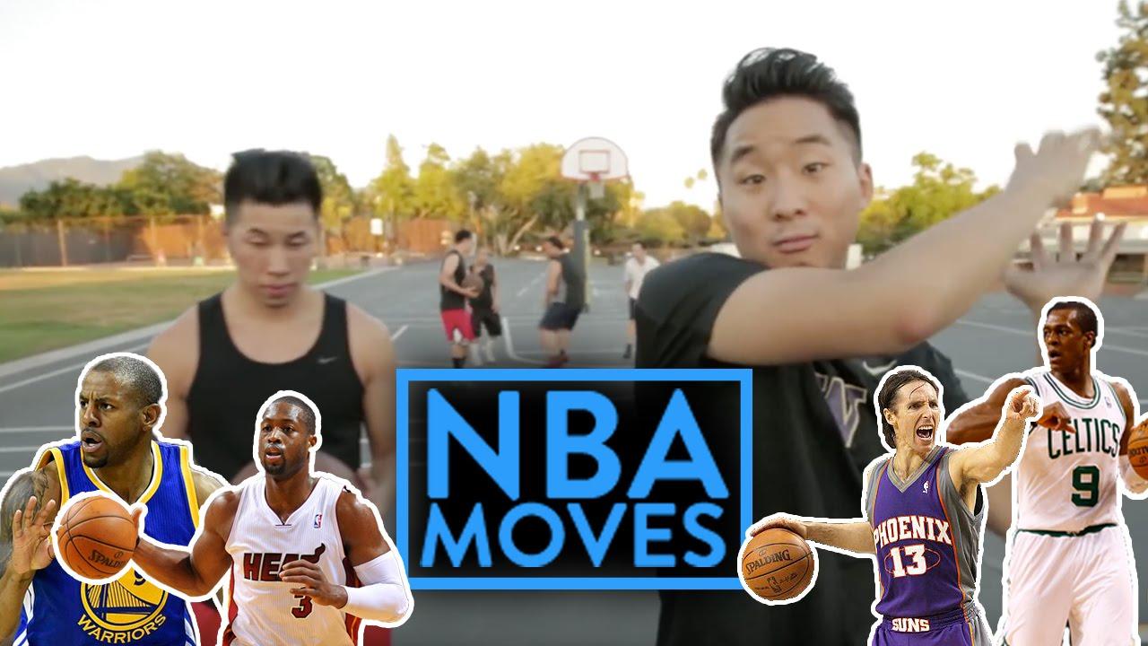 68d438a42b33 NBA SIGNATURE MOVES 3 - YouTube