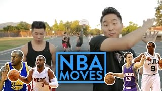 NBA SIGNATURE MOVES 3