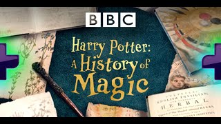 Europa+ Harry Potter: A History of Magic - Trailer