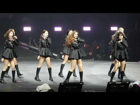 Twice -- BDZ And Yes Or Yes -- Chicago 2019