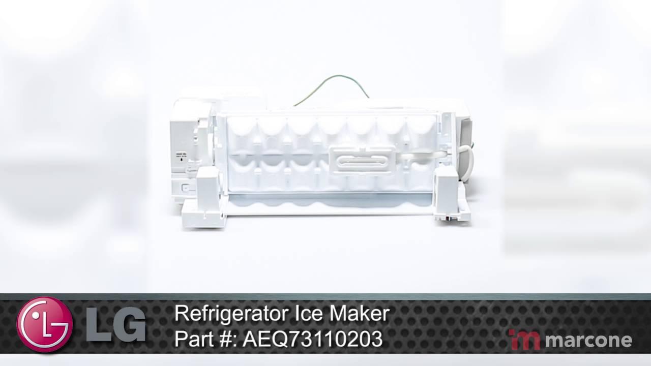 lg refrigerator ice maker parts. lg refrigerator ice maker part #: aeq73110203 lg parts