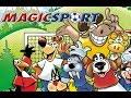 KINDER SORPRESA | CALCIO cartone animati | MAGIC SPORT | film completi italiano | SPORT MAGICO