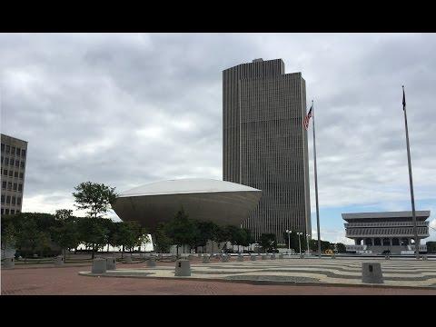 NY: Albany, State Capital