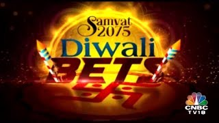 Great Stocks To Light Up This Diwali : DIWALI BETS | CNBC-TV18 | November 1, 2018